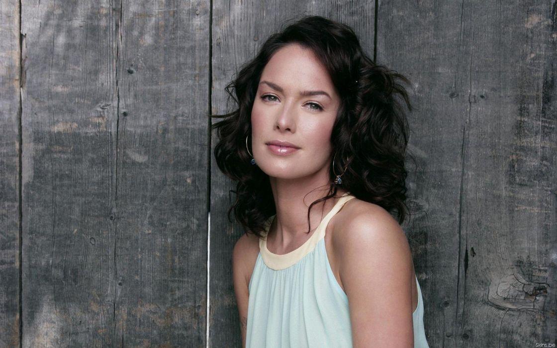 women celebrity Lena Headey wallpaper