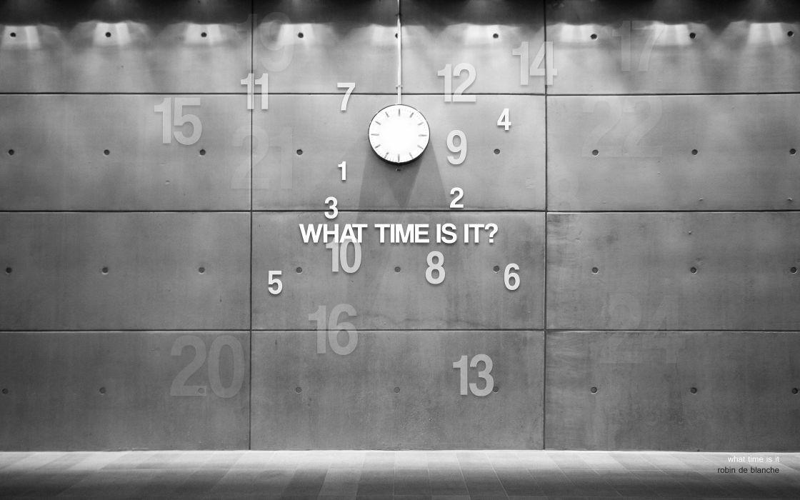 black and white wall clocks modern wallpaper