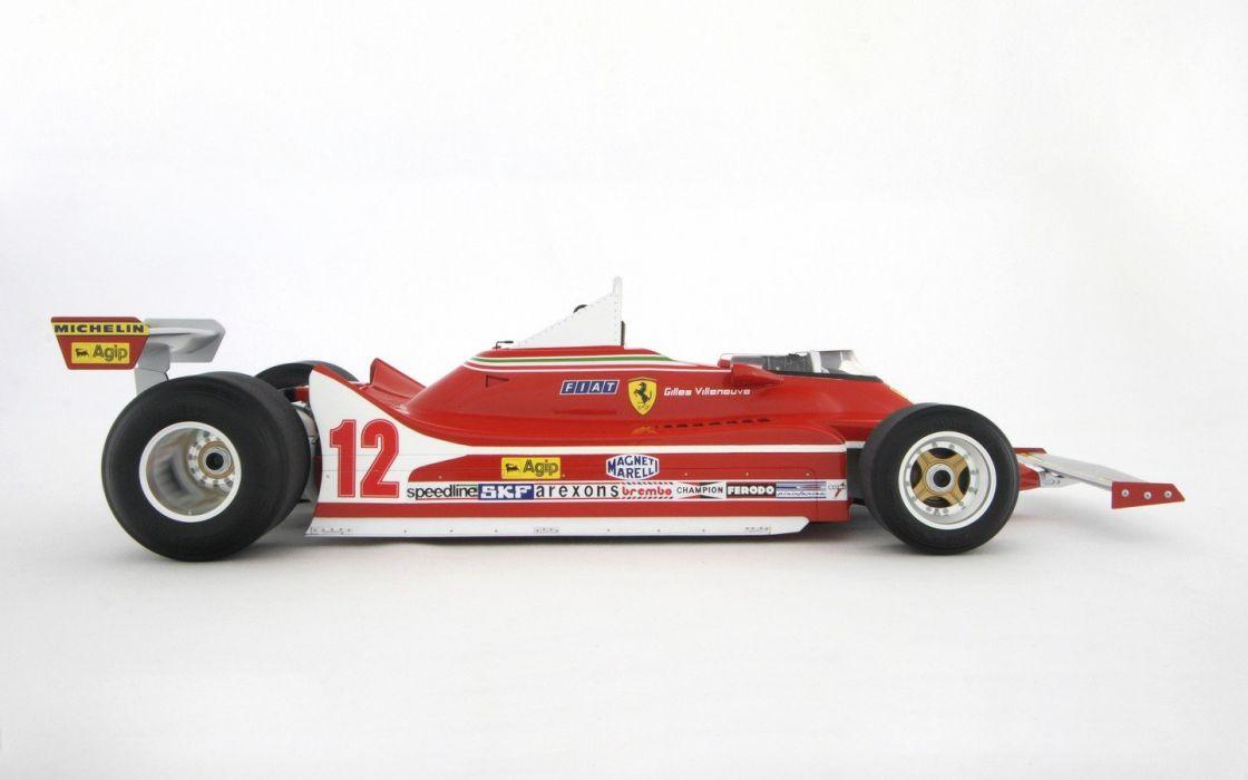 Ferrari Formula One Gilles Villeneuve Villeneuve wallpaper