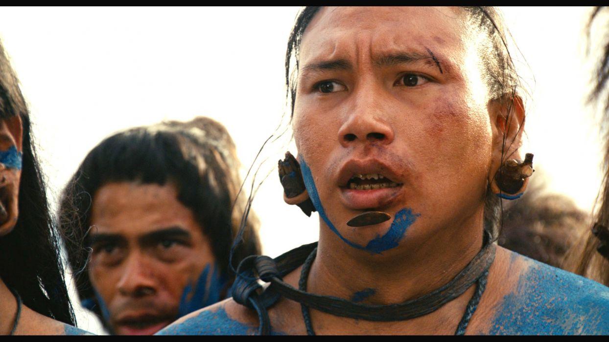 APOCALYPTO action adventure drama warrior (5) wallpaper
