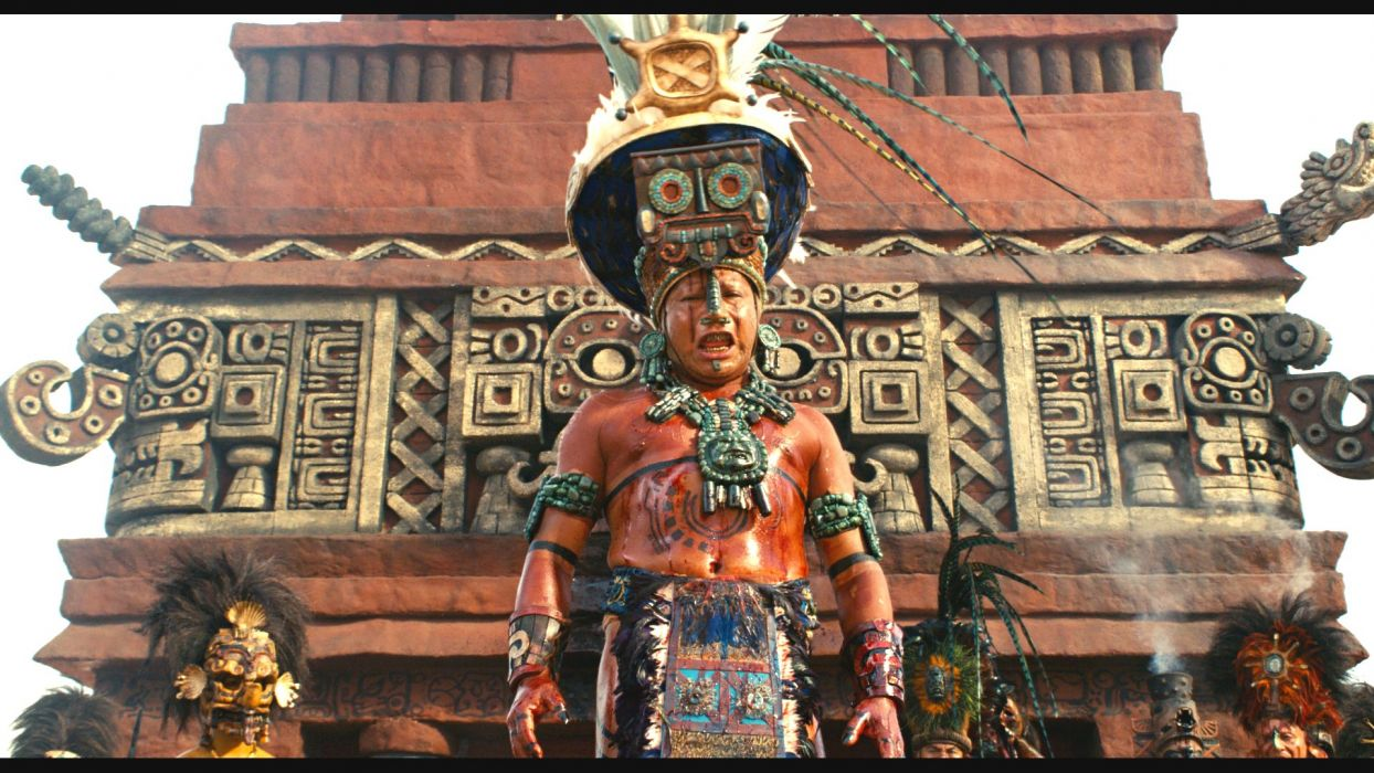 APOCALYPTO action adventure drama warrior (6) wallpaper