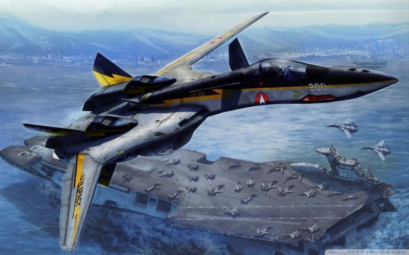 jet fighter painting-wallpaper-1920x1200 wallpaper