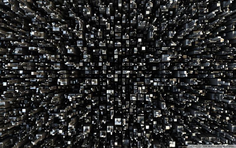 virtual city-wallpaper-1920x1200 wallpaper