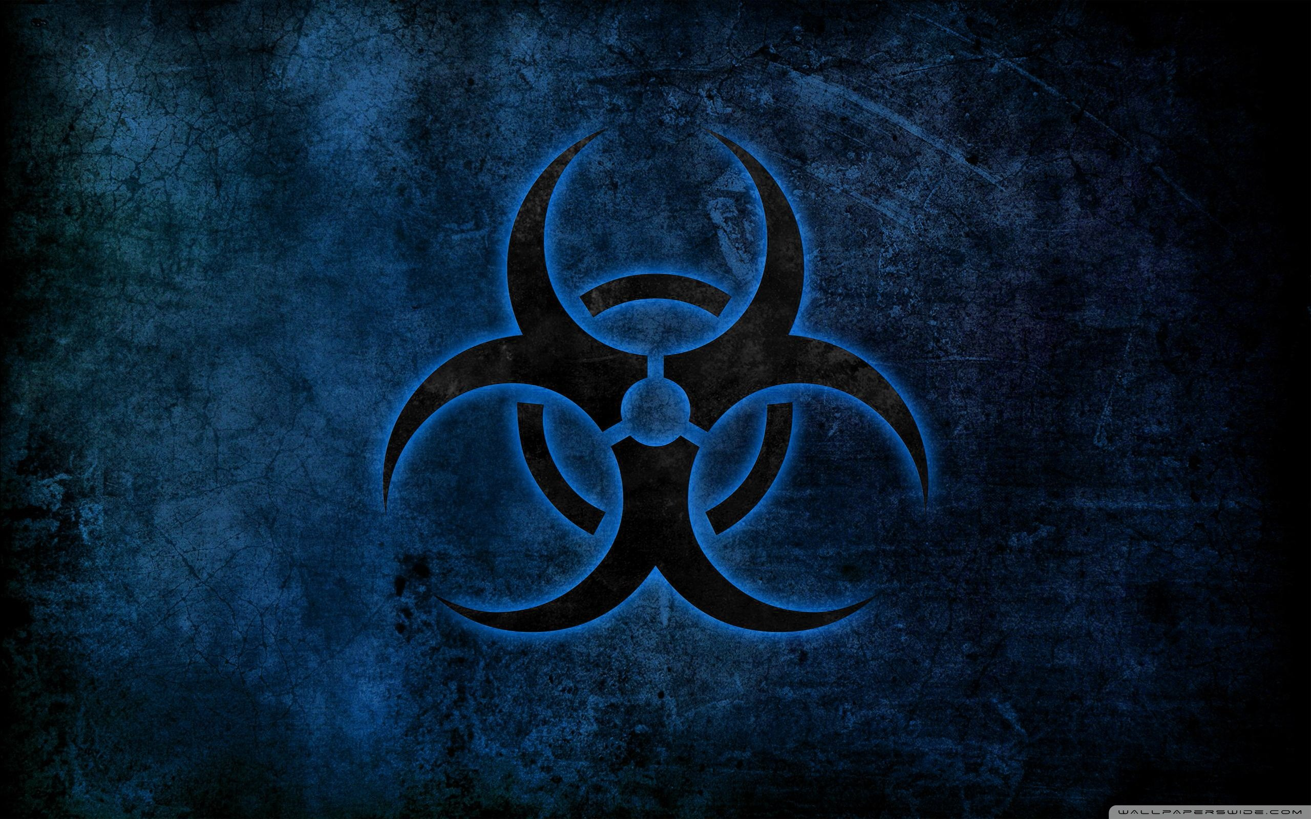 biohazard symbol wallpaper 2560x1600 wallpaper 2560x1600