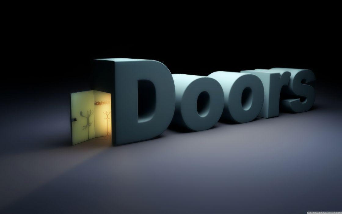 doors-wallpaper-3840x2400 wallpaper