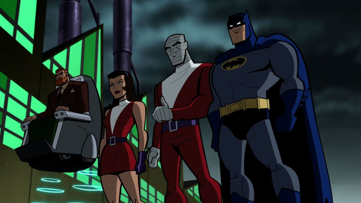 BATMAN BRAVE AND THE BOLD cartoon superhero animation action adventure d-c dc-comics dark knight (6) wallpaper