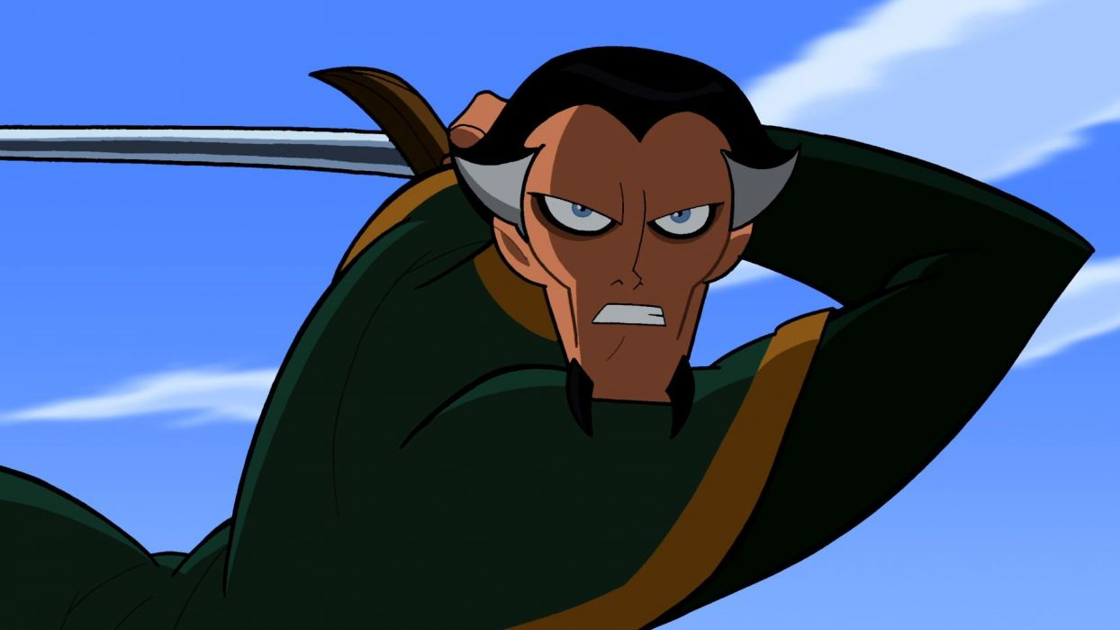BATMAN BRAVE AND THE BOLD cartoon superhero animation action adventure d-c dc-comics dark knight (7) wallpaper