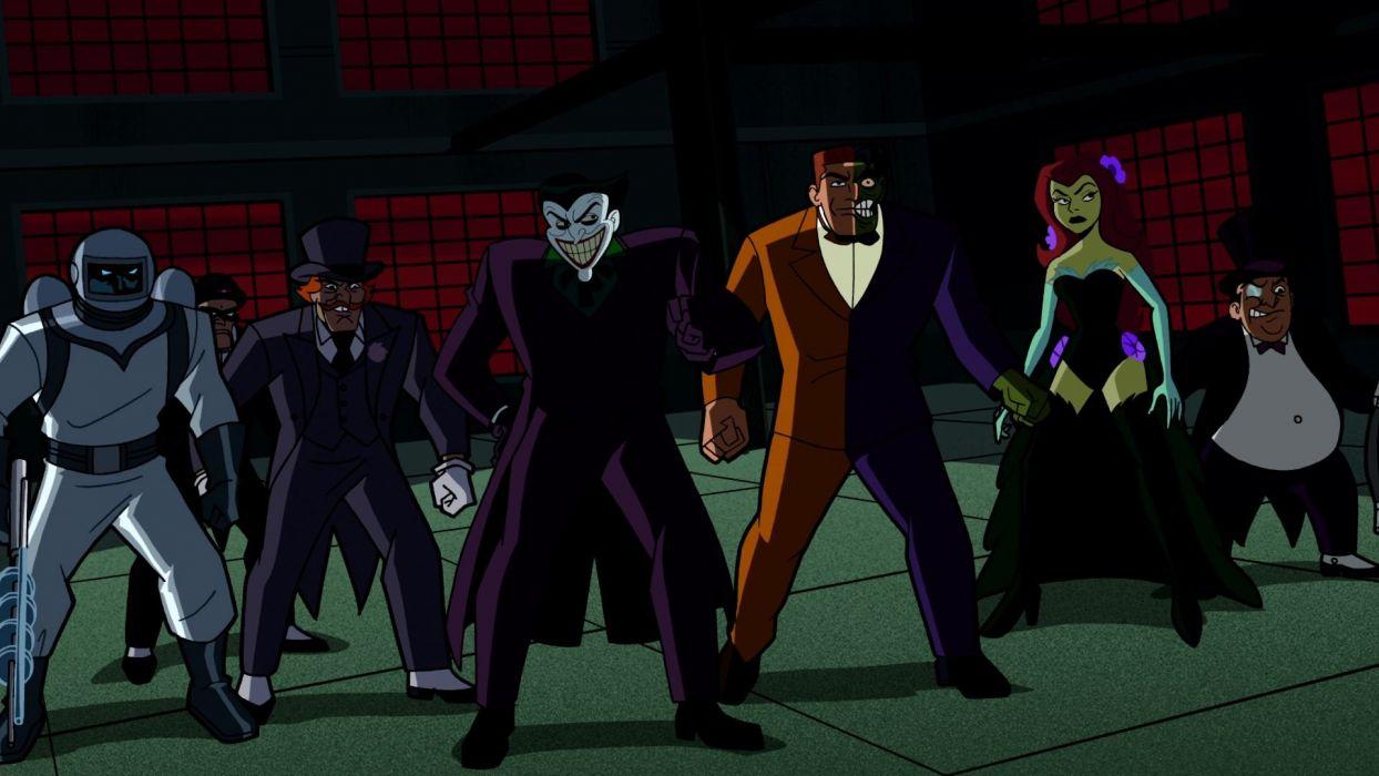 BATMAN BRAVE AND THE BOLD cartoon superhero animation action adventure d-c dc-comics dark knight (8) wallpaper