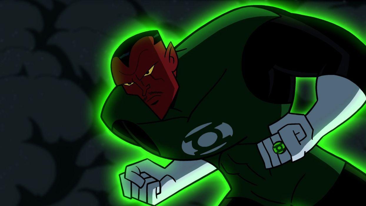 BATMAN BRAVE AND THE BOLD cartoon superhero animation action adventure d-c dc-comics dark knight (9) wallpaper
