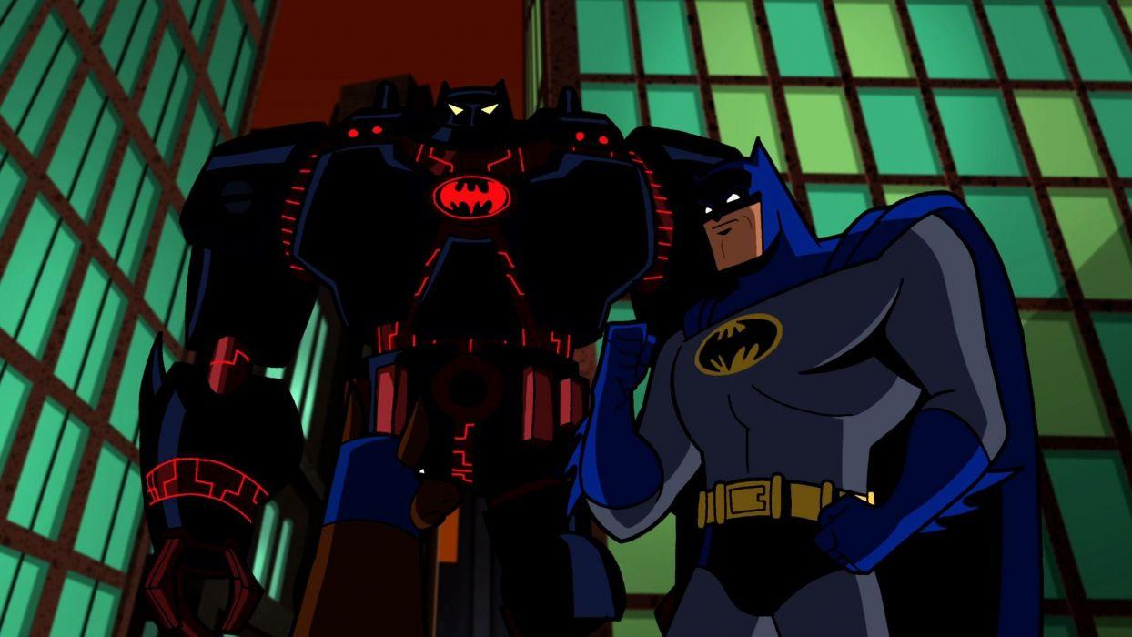 BATMAN BRAVE AND THE BOLD cartoon superhero animation action adventure d-c dc-comics dark knight (10) wallpaper