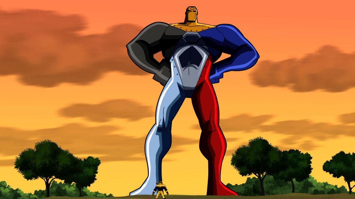 BATMAN BRAVE AND THE BOLD cartoon superhero animation action adventure d-c dc-comics dark knight (11) wallpaper