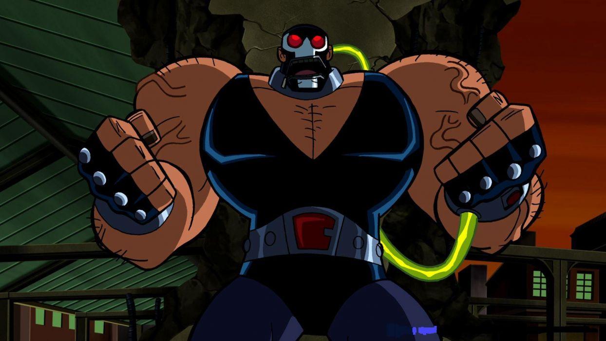 BATMAN BRAVE AND THE BOLD cartoon superhero animation action adventure d-c dc-comics dark knight (13) wallpaper