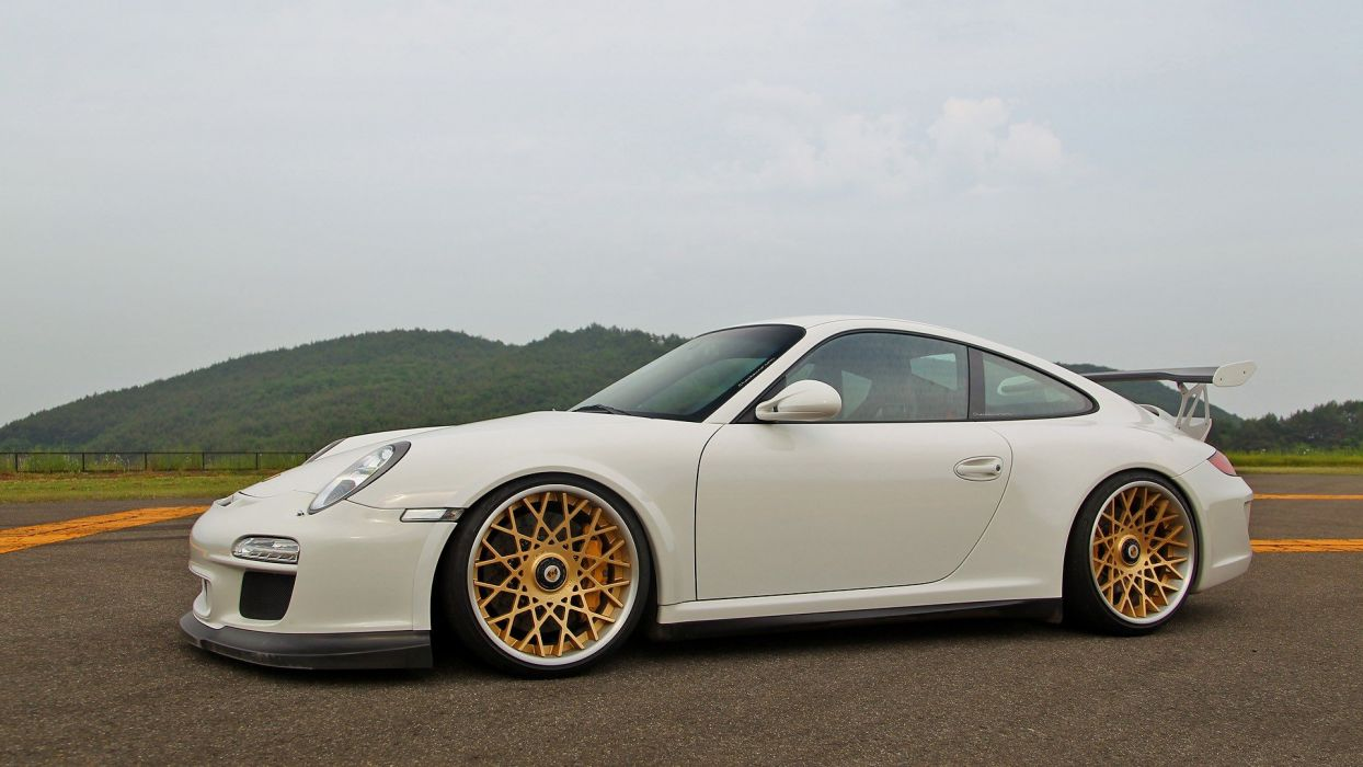cars widescreen Porsche 911 GT3 RS wallpaper