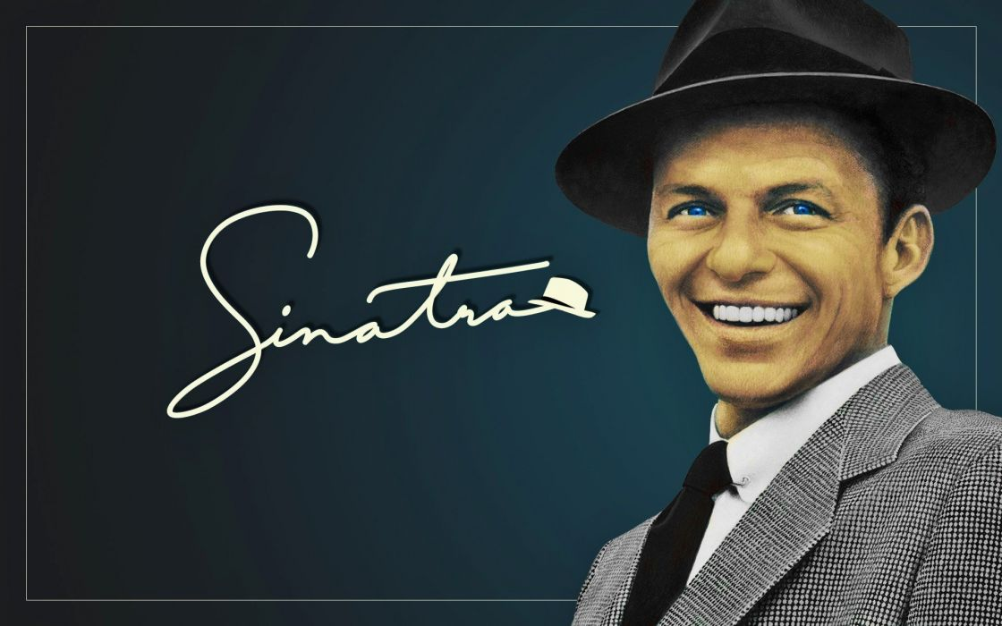 music Frank Sinatra singers actors wallpaper