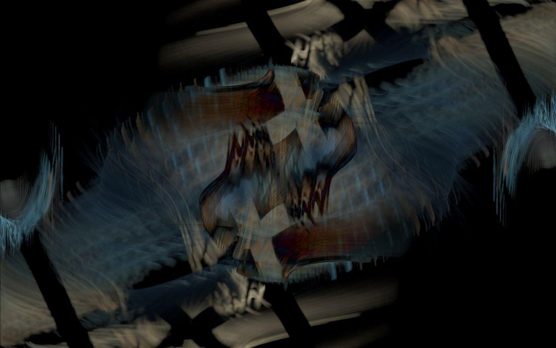 fractals lines wallpaper