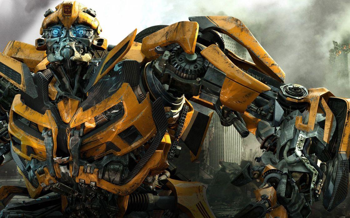 Transformers Bumblebee wallpaper