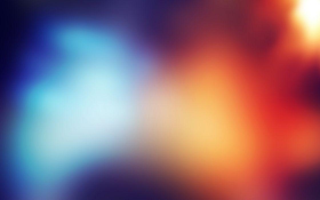 cold blur gaussian blur wallpaper