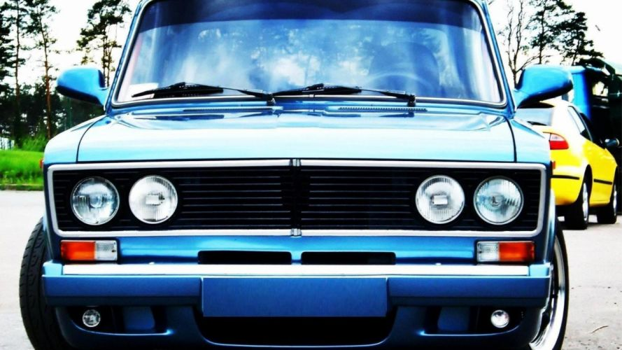 cars transportation wheels old cars Lada 2106 speed automobiles russian cars Russians wallpaper