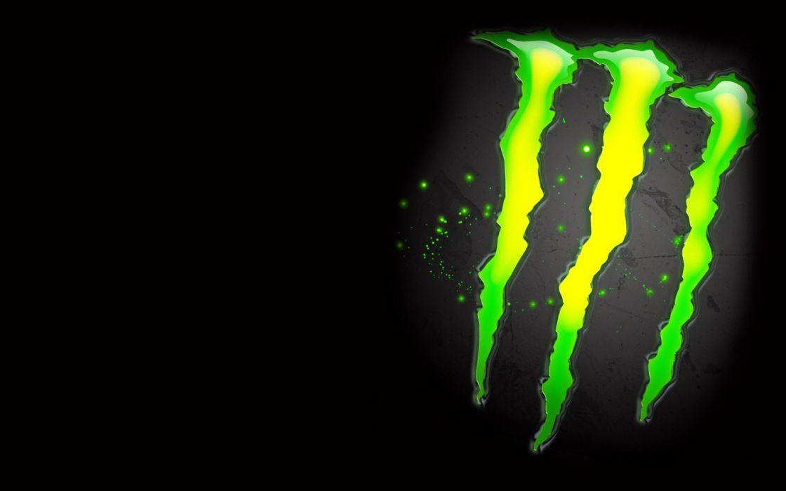 emblems Monster Energy wallpaper