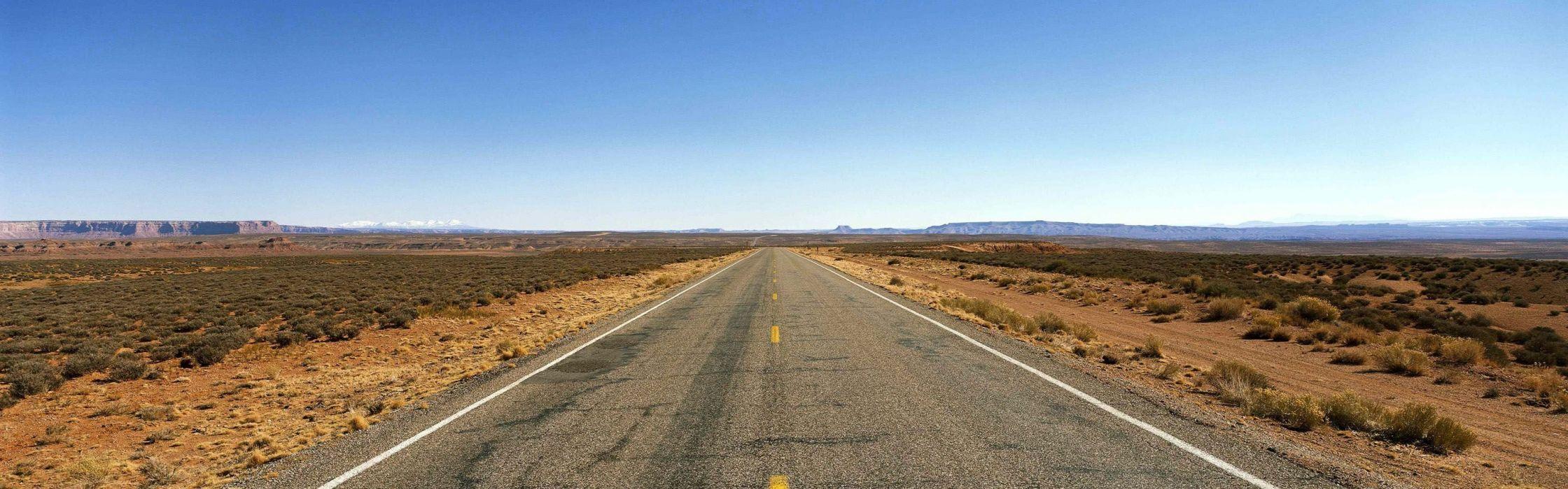 party highways desert road wallpaper