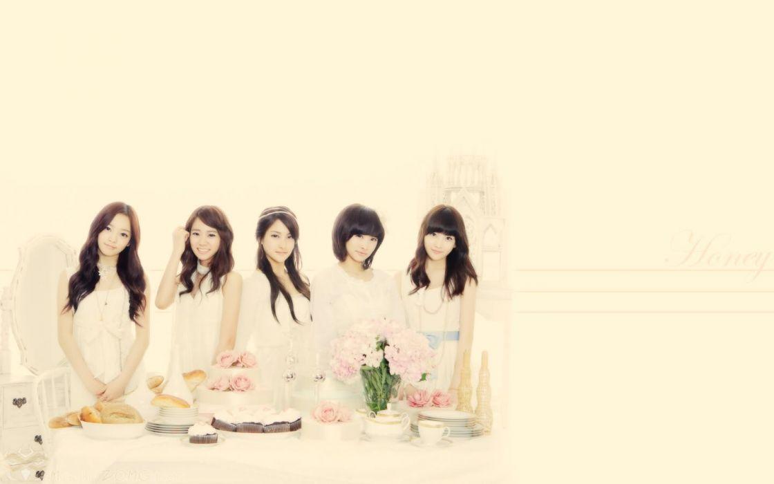 K-Pop Kara (band) wallpaper