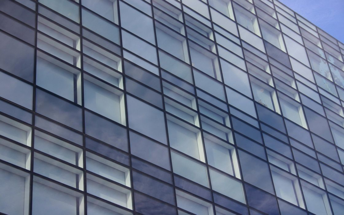architecture Sweden buildings Gothenburg reflections wallpaper