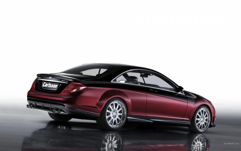 cars vehicles Carlsson Mercedes-Benz wallpaper