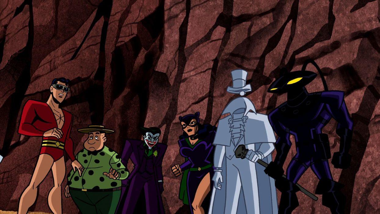 BATMAN BRAVE AND THE BOLD cartoon superhero animation action adventure d-c dc-comics dark knight (24) wallpaper