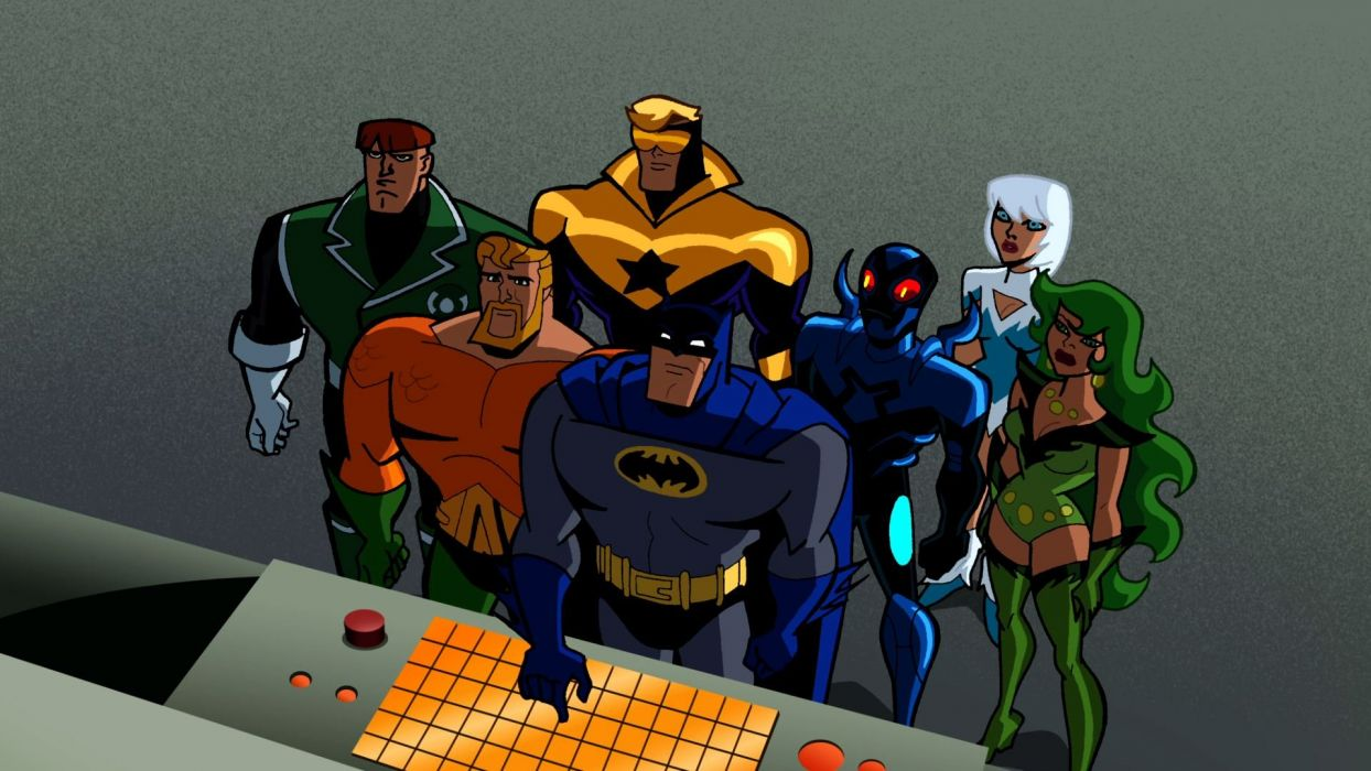 BATMAN BRAVE AND THE BOLD cartoon superhero animation action adventure d-c dc-comics dark knight (38) wallpaper