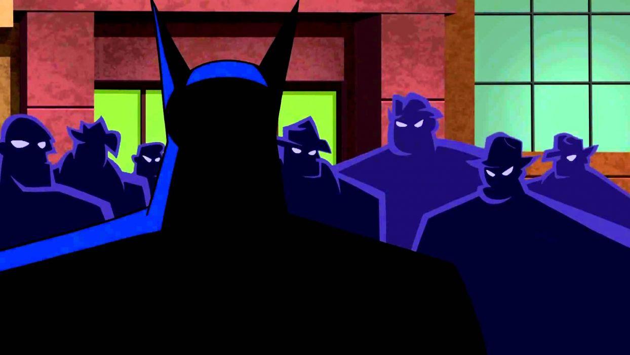 BATMAN BRAVE AND THE BOLD cartoon superhero animation action adventure d-c dc-comics dark knight (43) wallpaper