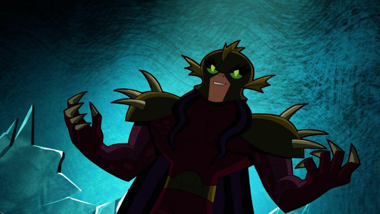 BATMAN BRAVE AND THE BOLD cartoon superhero animation action adventure d-c dc-comics dark knight (61) wallpaper