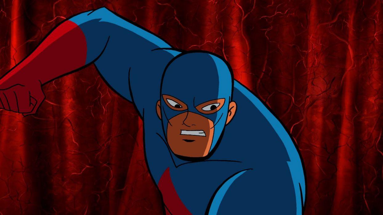 BATMAN BRAVE AND THE BOLD cartoon superhero animation action adventure d-c dc-comics dark knight (64) wallpaper