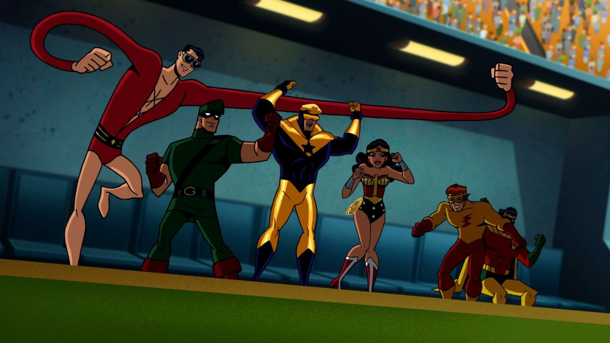 BATMAN BRAVE AND THE BOLD cartoon superhero animation action adventure d-c dc-comics dark knight (70) wallpaper
