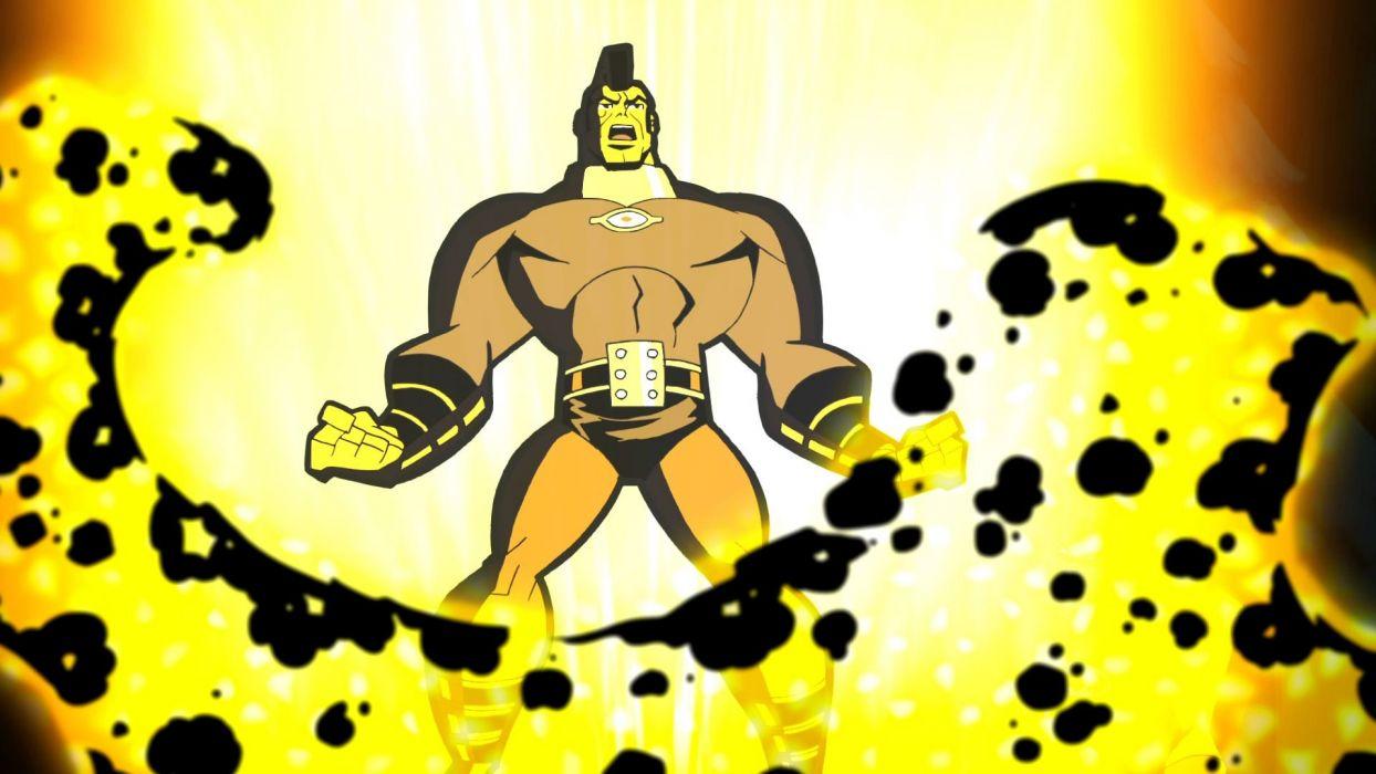 BATMAN BRAVE AND THE BOLD cartoon superhero animation action adventure d-c dc-comics dark knight (73) wallpaper