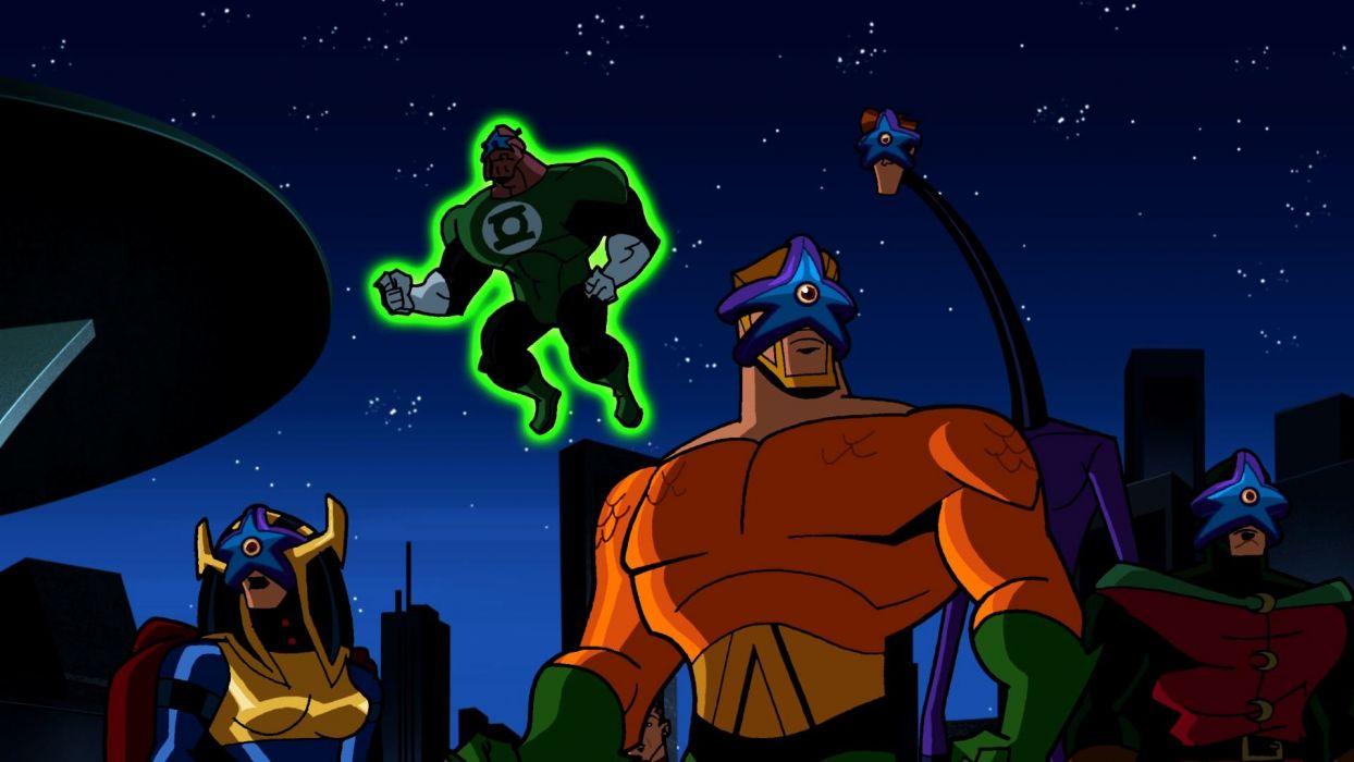 BATMAN BRAVE AND THE BOLD cartoon superhero animation action adventure d-c dc-comics dark knight (77) wallpaper
