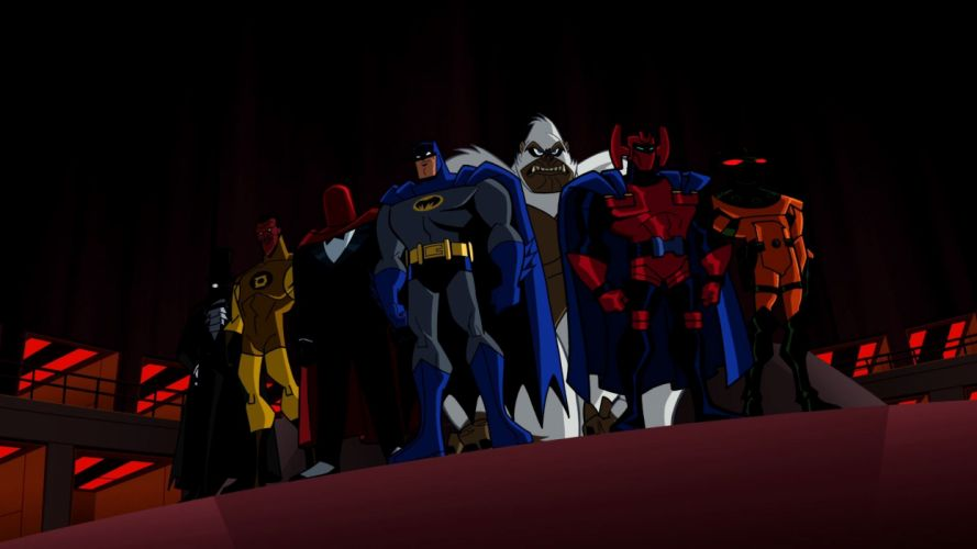 BATMAN BRAVE AND THE BOLD cartoon superhero animation action adventure d-c dc-comics dark knight (84) wallpaper