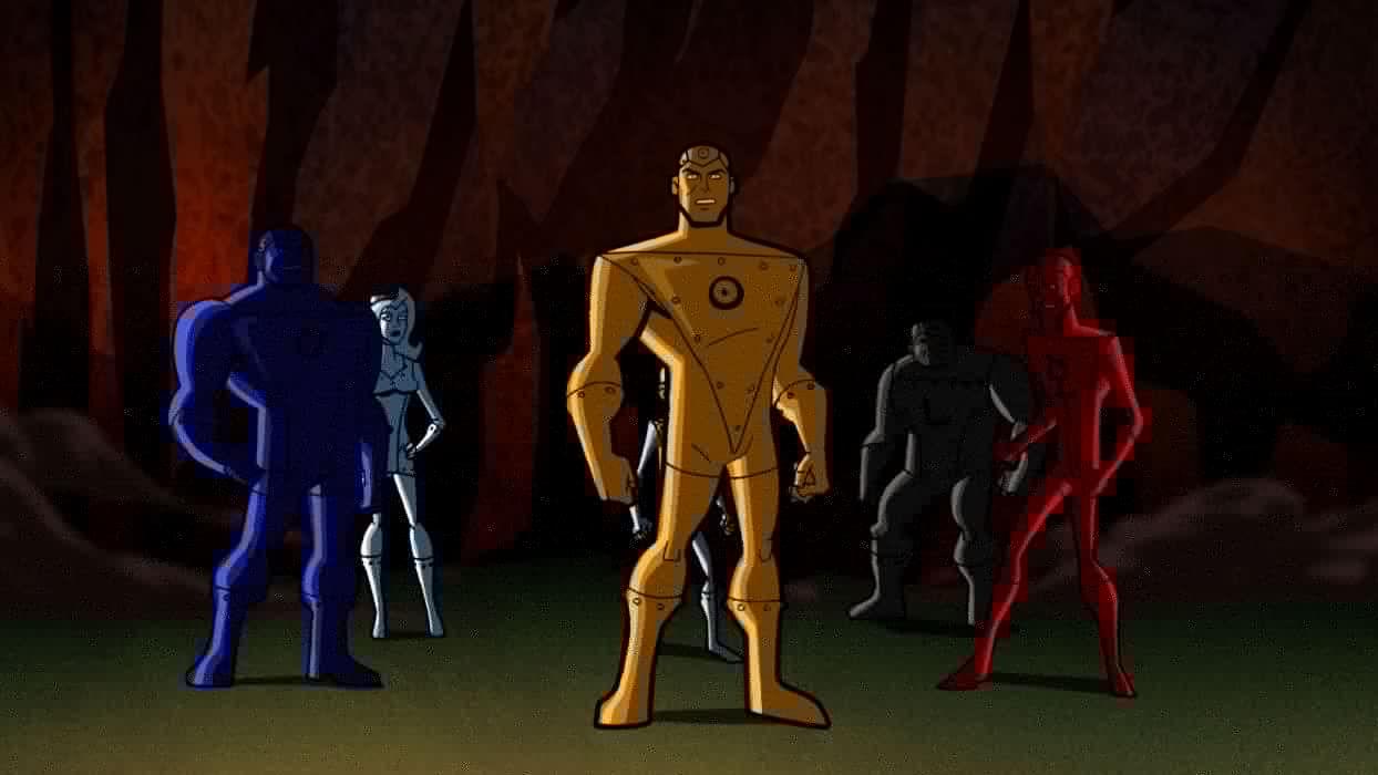 BATMAN BRAVE AND THE BOLD cartoon superhero animation action adventure d-c dc-comics dark knight (88) wallpaper