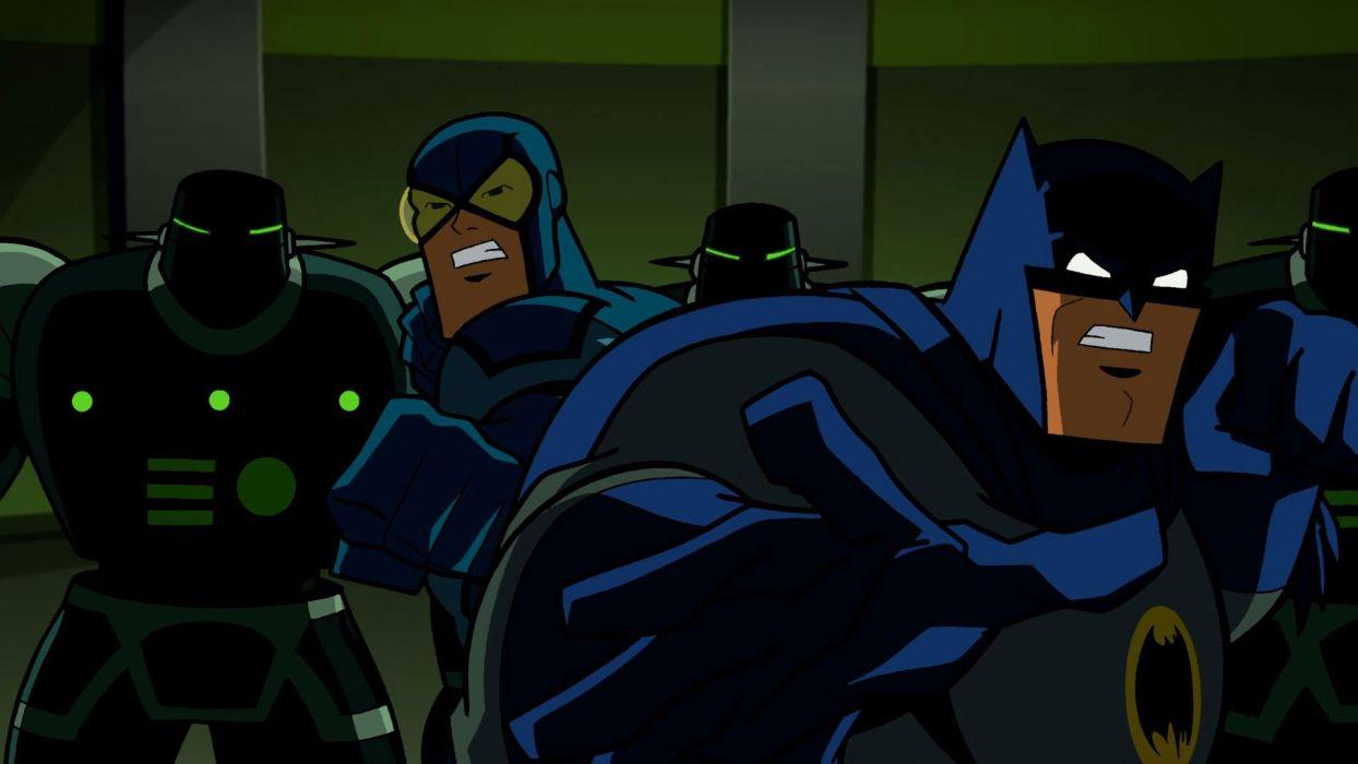 BATMAN BRAVE AND THE BOLD cartoon superhero animation action adventure d-c dc-comics dark knight (89) wallpaper