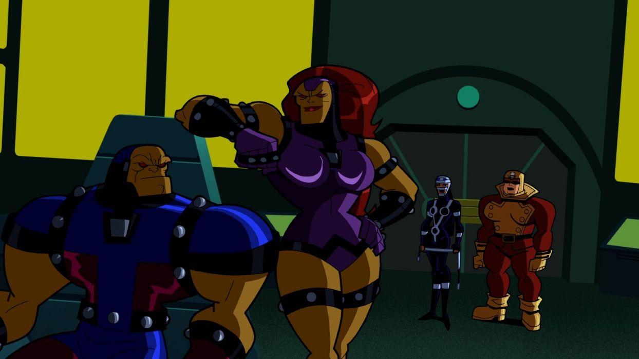 BATMAN BRAVE AND THE BOLD cartoon superhero animation action adventure d-c dc-comics dark knight (102) wallpaper