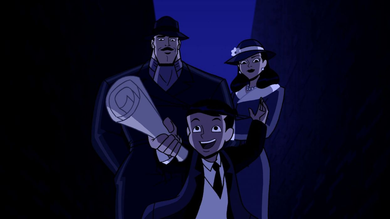 BATMAN BRAVE AND THE BOLD cartoon superhero animation action adventure d-c dc-comics dark knight (104) wallpaper