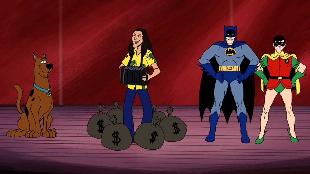 BATMAN BRAVE AND THE BOLD cartoon superhero animation action adventure d-c dc-comics dark knight (110) wallpaper