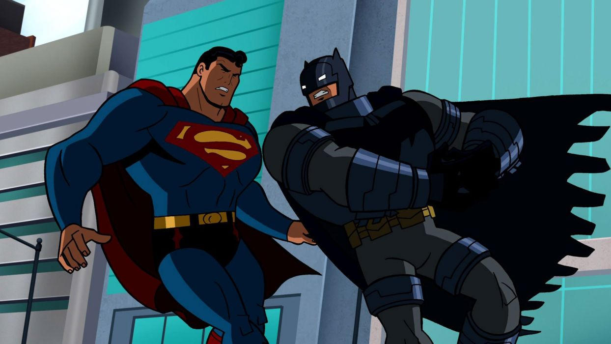 BATMAN BRAVE AND THE BOLD cartoon superhero animation action adventure d-c dc-comics dark knight (114) wallpaper