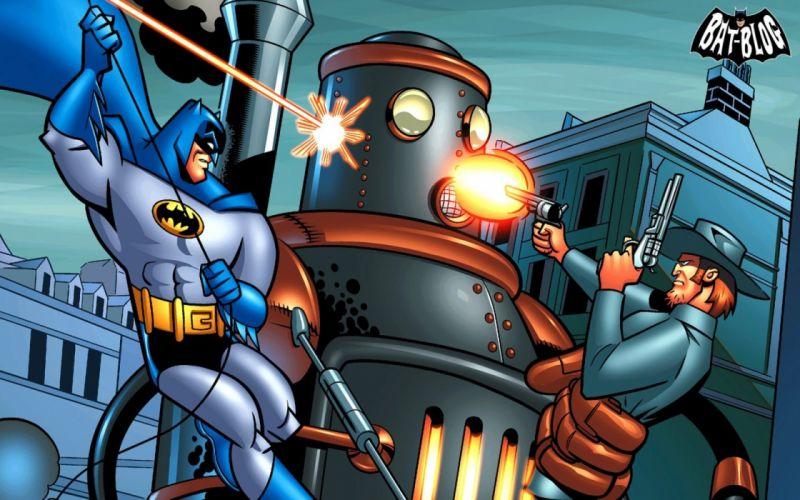 BATMAN BRAVE AND THE BOLD cartoon superhero animation action adventure d-c dc-comics dark knight (117) wallpaper