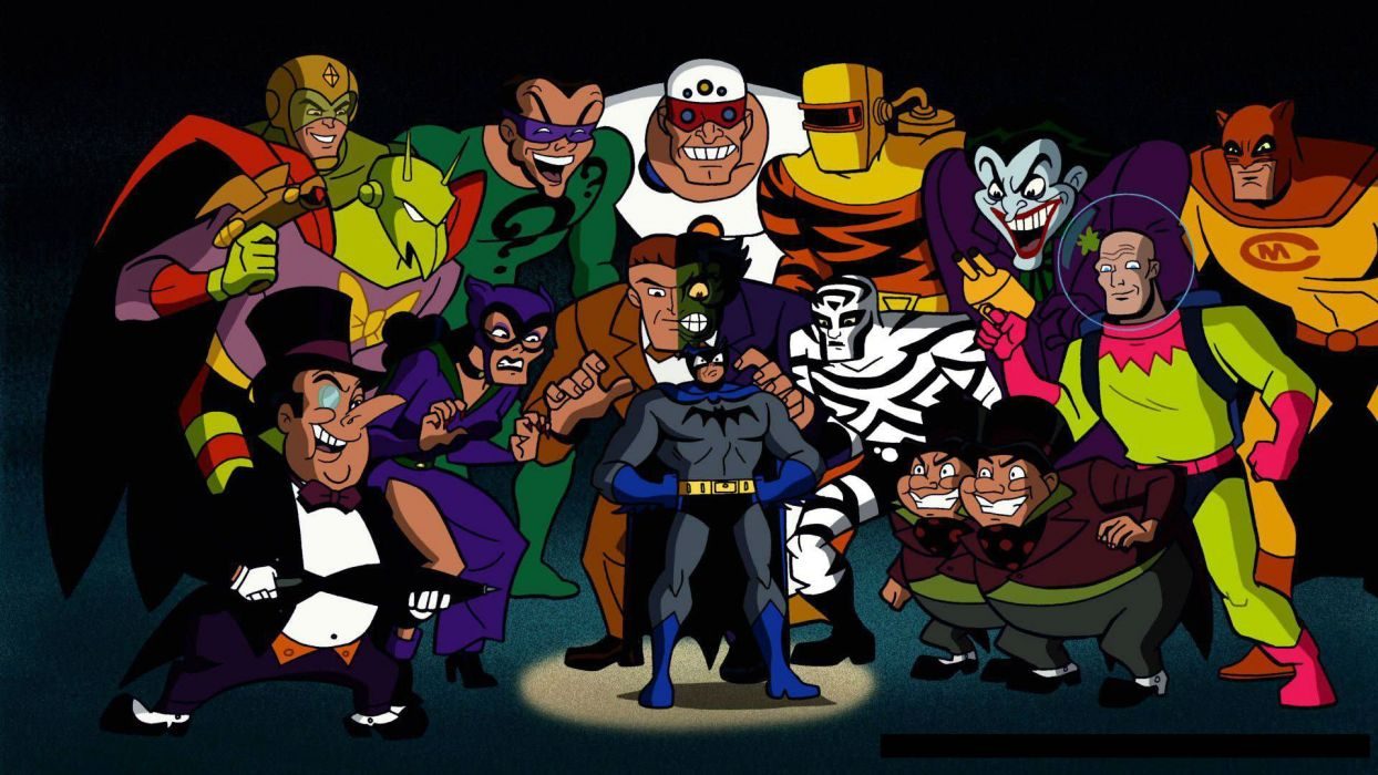 BATMAN BRAVE AND THE BOLD cartoon superhero animation action adventure d-c dc-comics dark knight (122) wallpaper