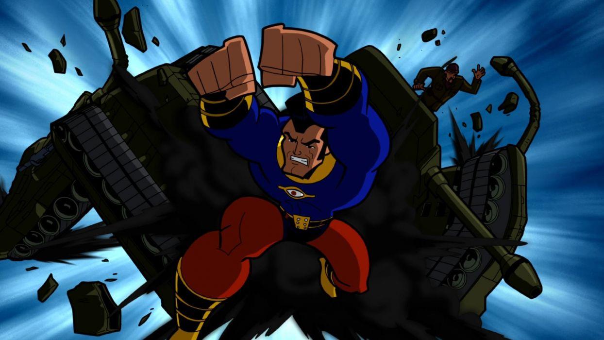 BATMAN BRAVE AND THE BOLD cartoon superhero animation action adventure d-c dc-comics dark knight (132) wallpaper