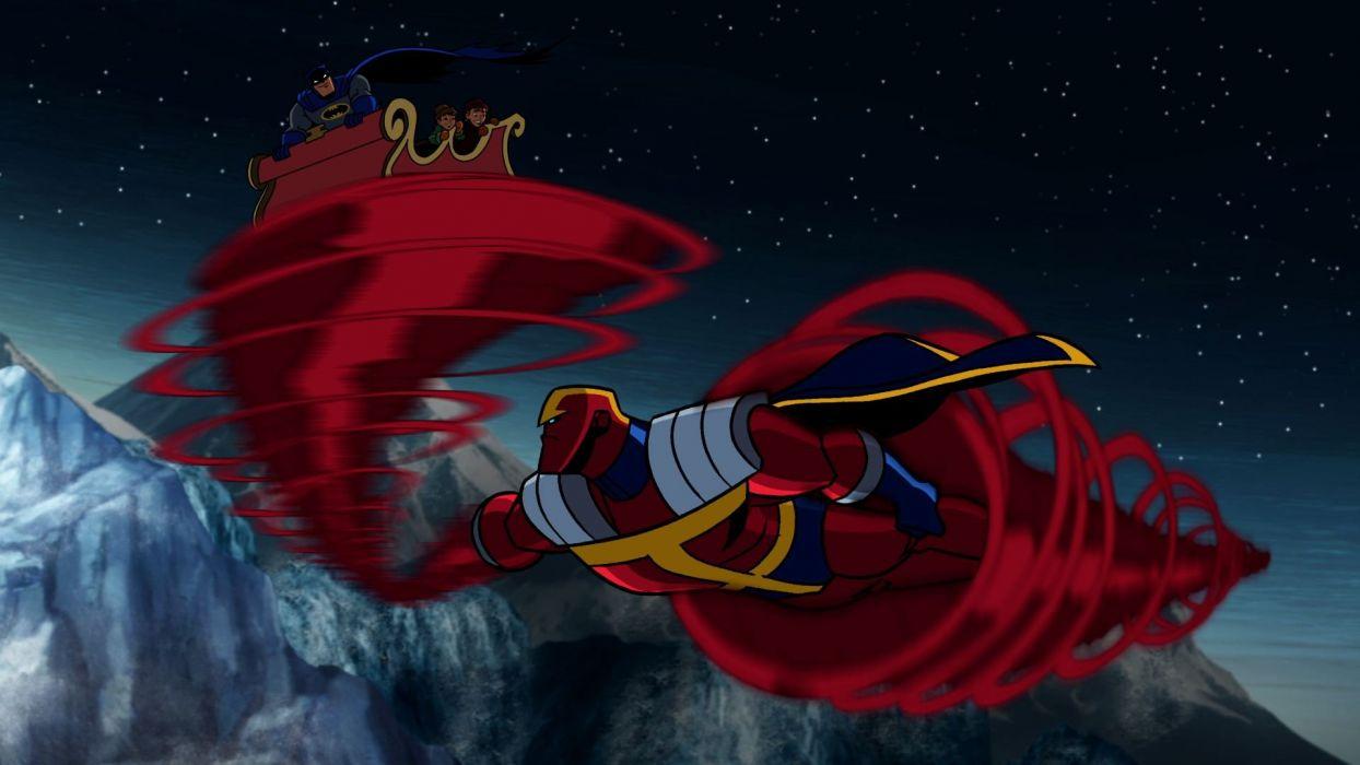 BATMAN BRAVE AND THE BOLD cartoon superhero animation action adventure d-c dc-comics dark knight (136) wallpaper