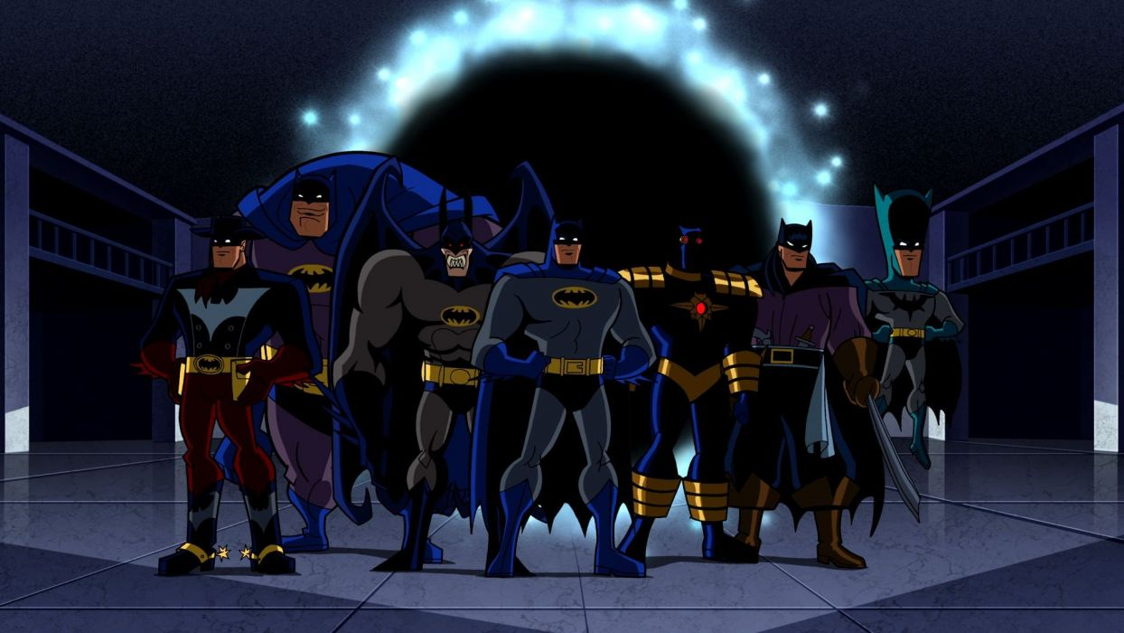 BATMAN BRAVE AND THE BOLD cartoon superhero animation action adventure d-c dc-comics dark knight (140) wallpaper