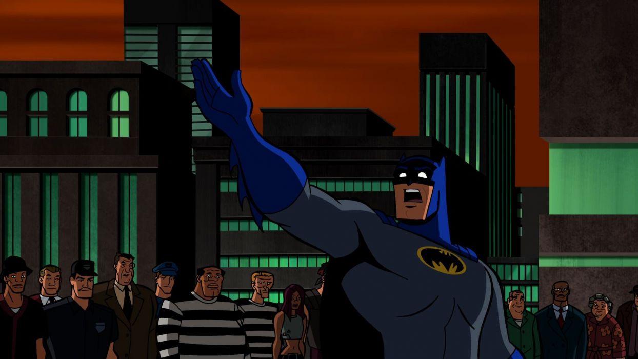 BATMAN BRAVE AND THE BOLD cartoon superhero animation action adventure d-c dc-comics dark knight (145) wallpaper