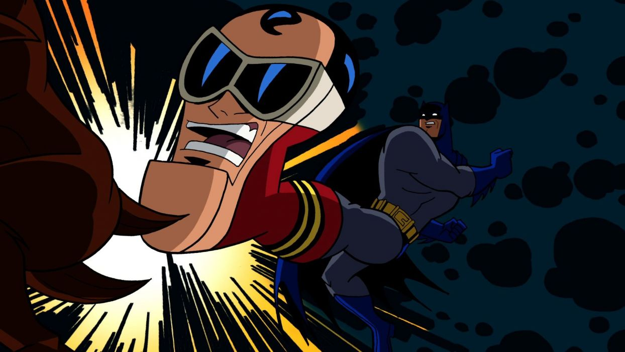 BATMAN BRAVE AND THE BOLD cartoon superhero animation action adventure d-c dc-comics dark knight (147) wallpaper