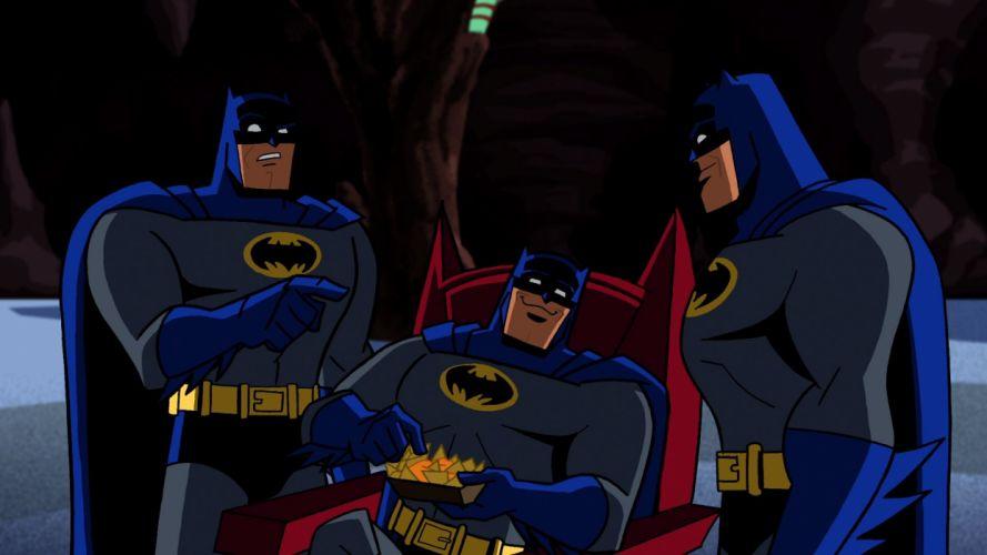 BATMAN BRAVE AND THE BOLD cartoon superhero animation action adventure d-c dc-comics dark knight (156) wallpaper